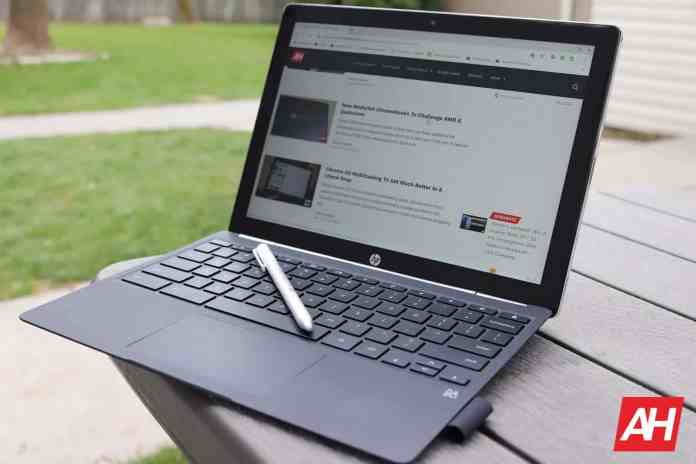 You Can Buy The Hp Chromebook X2 Today For Just 299