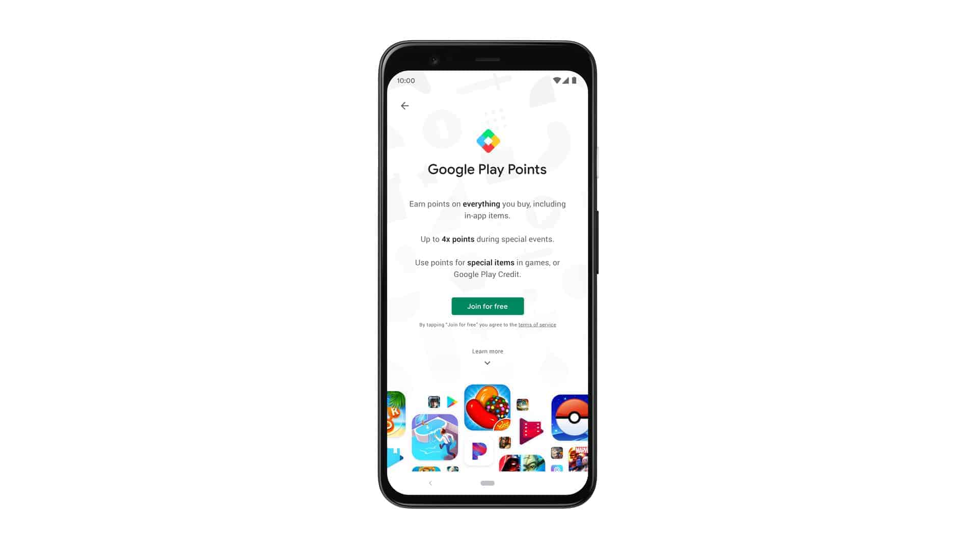 Google Launches Play Points Rewards System For Playing Games