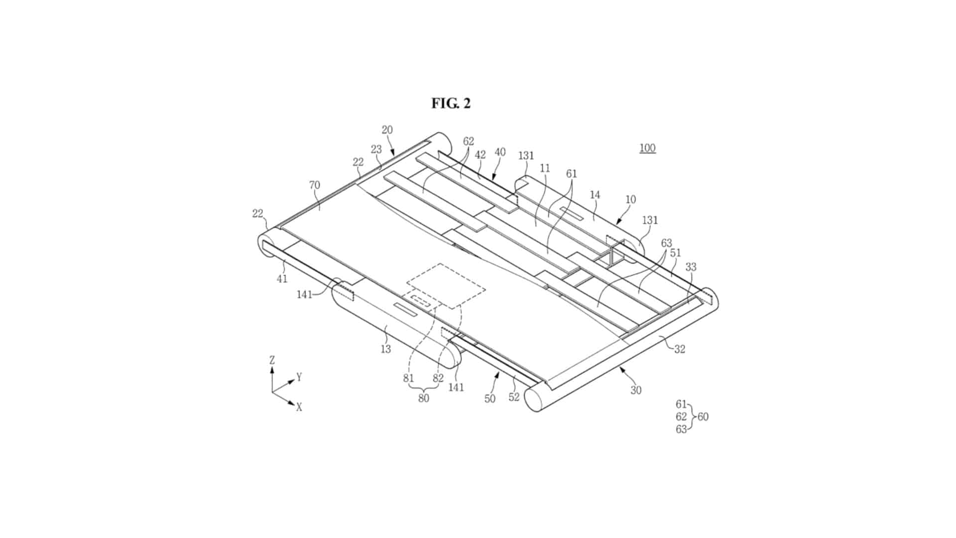 Samsung Has Patented A New Rollable Display Design