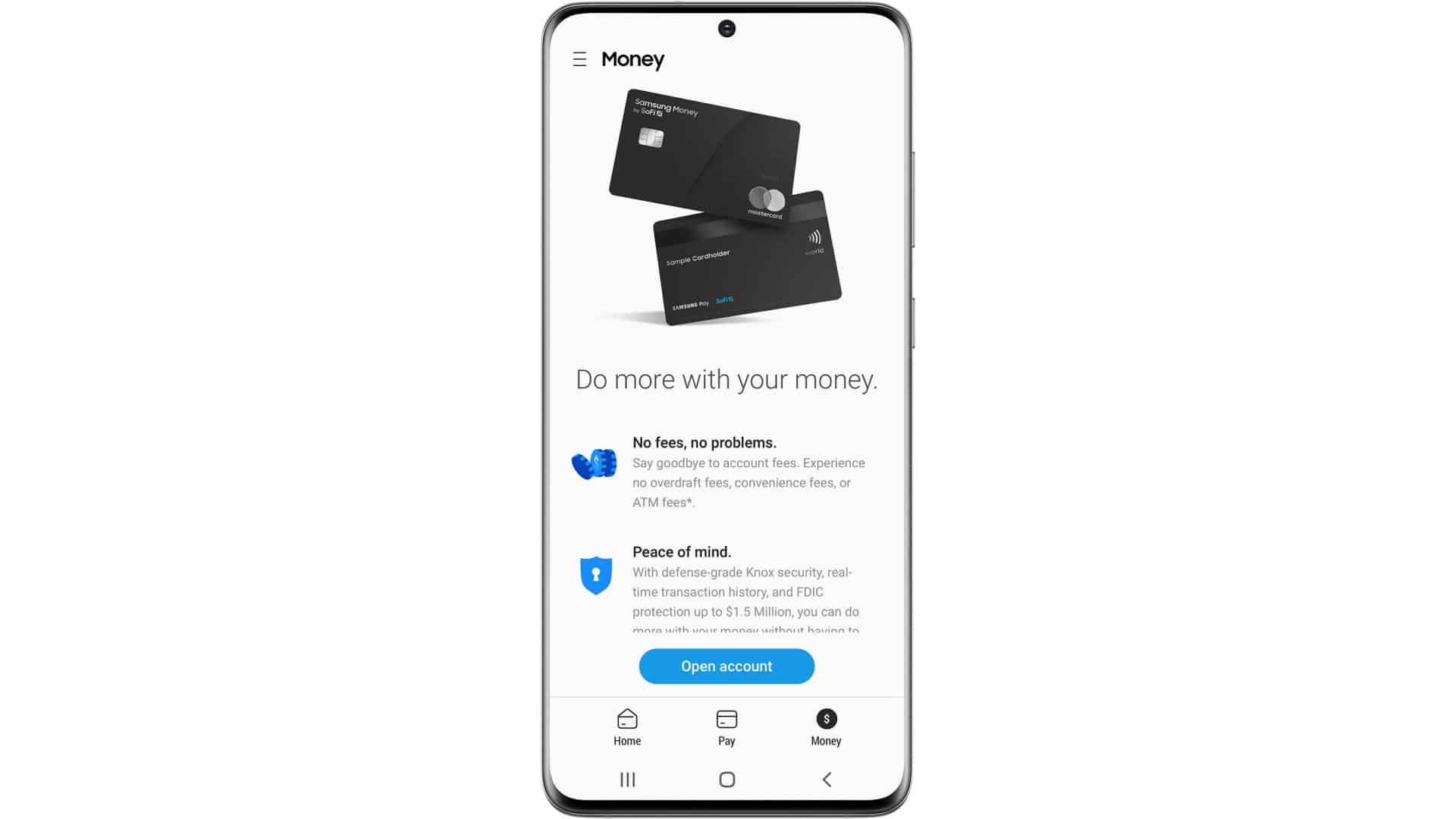 Sign Up For Samsung Money by SoFi And Get An Exclusive Benefit