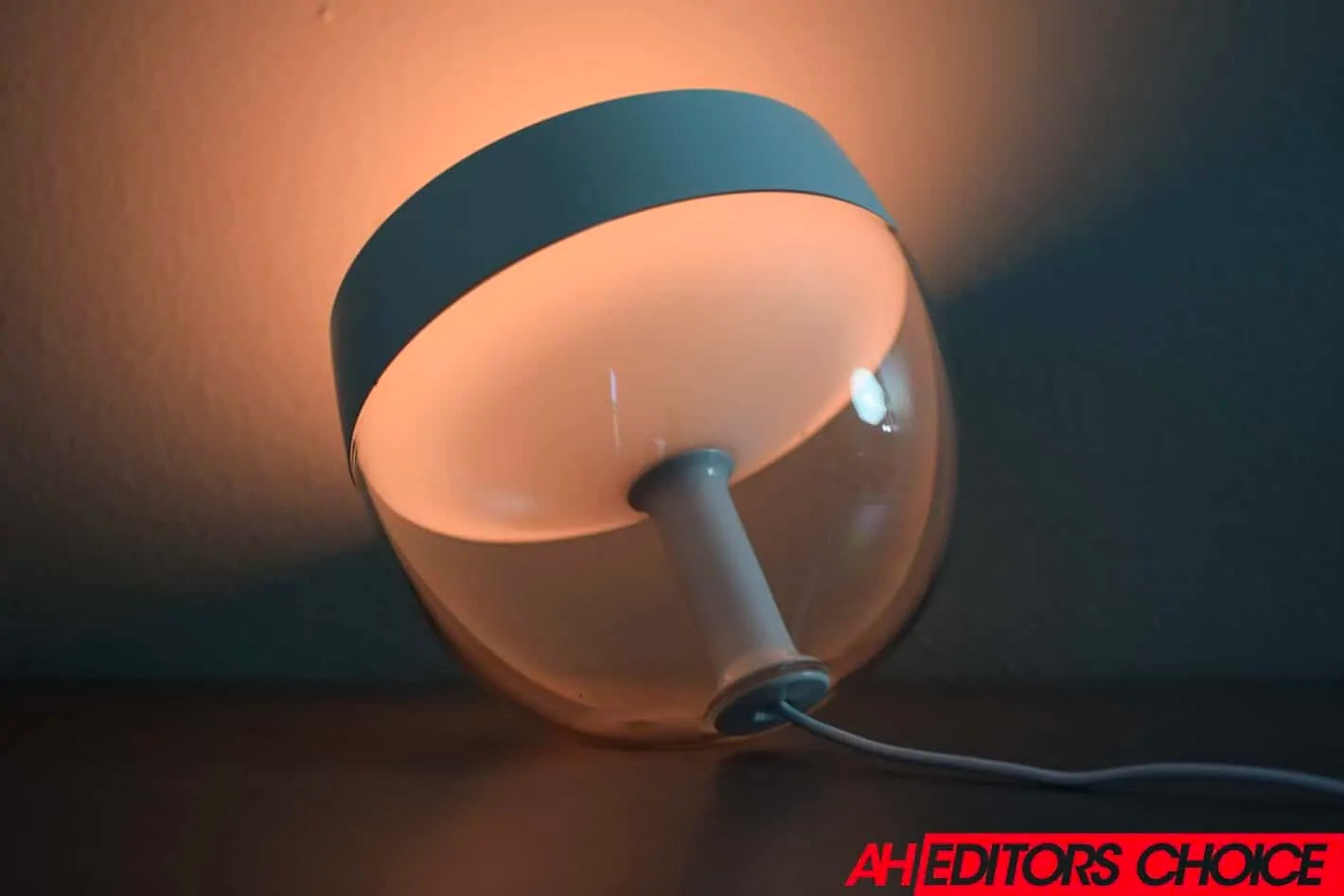 philips hue iris table lamp review add