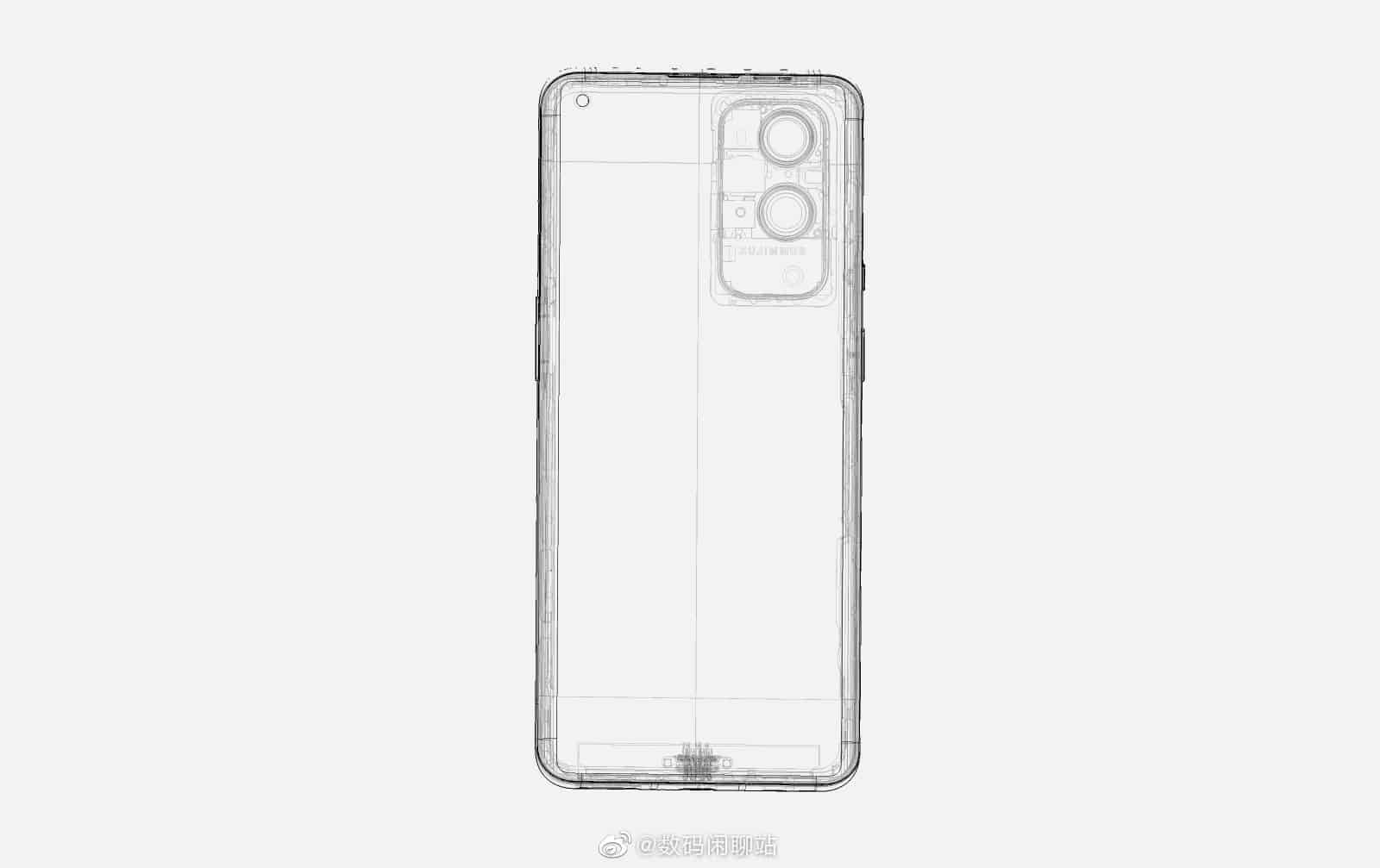 OnePlus 9 Pro Schematics Shed More Light On The Upcoming