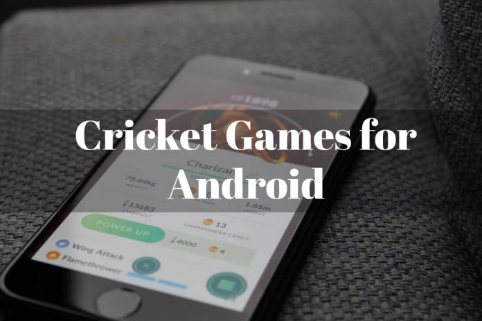 Cricket Games for Android