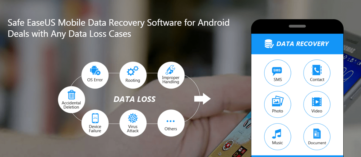 easeus android recovery root