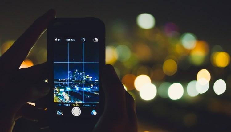 phone photograhy