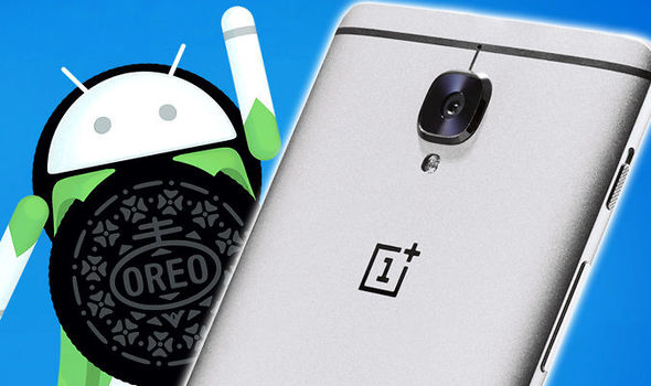 OnePlus 3, 3T finally get their sweet Android Oreo snack