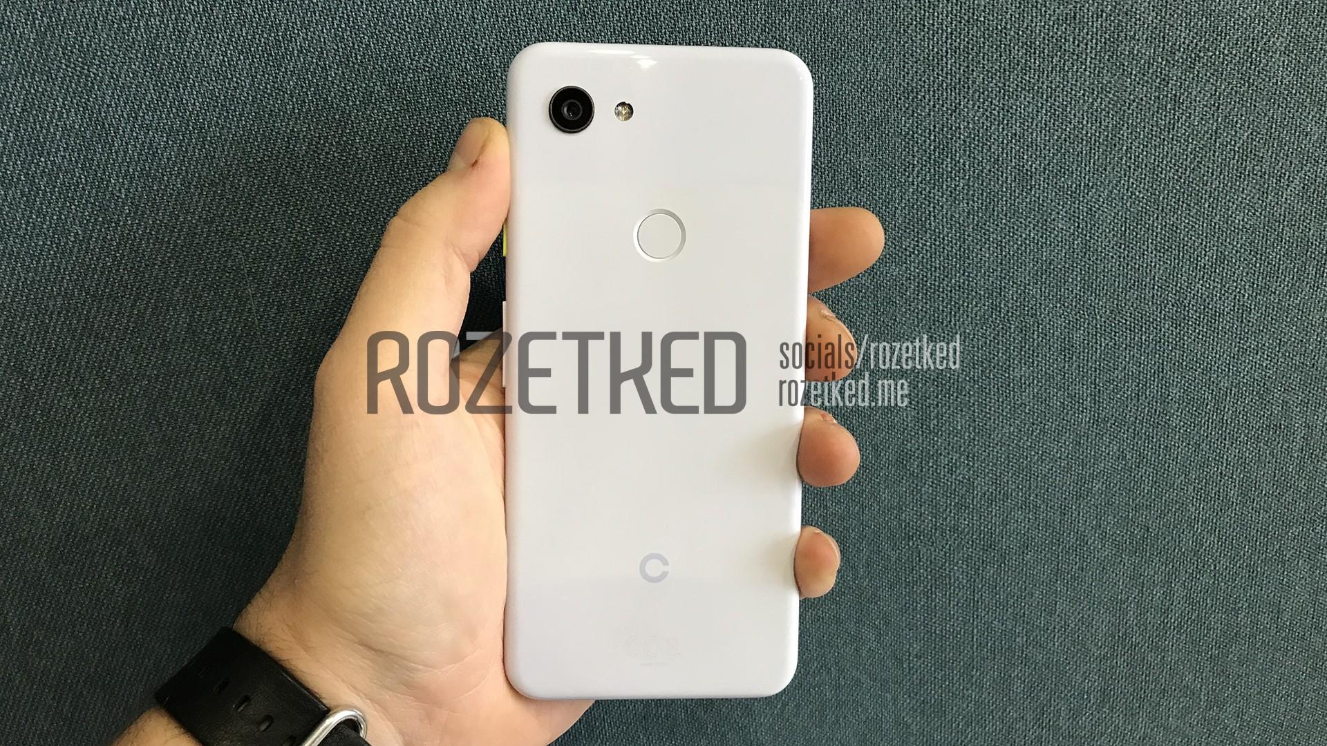 Google Pixel 3 Lite with Snapdragon 670, 3.5mm headphone jack Leaked