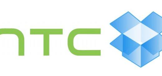HTC 5g Dropbox ruimte
