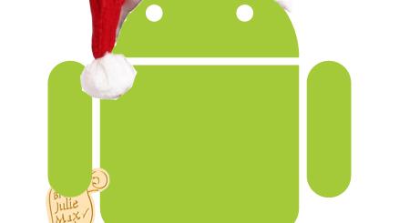 Android-Christmas-Santa