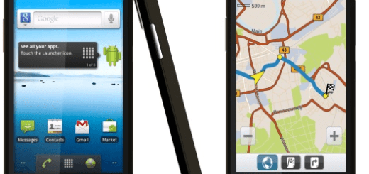 Medion-Smartphone-Android