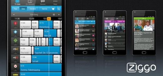 Ziggo-tv-app