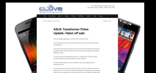 clove transformer