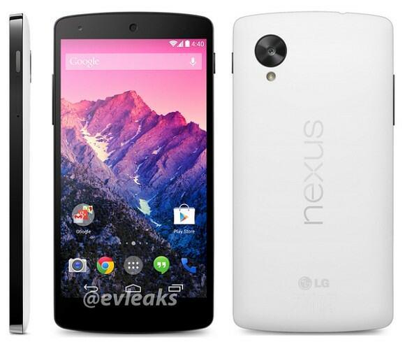 Nexus 5 wit