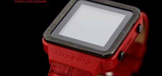 Android usa Smartwatch