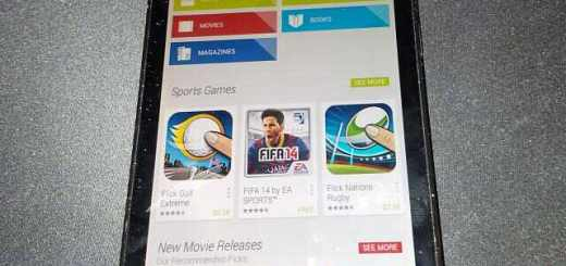 BlackBerry 10 Google Play Store