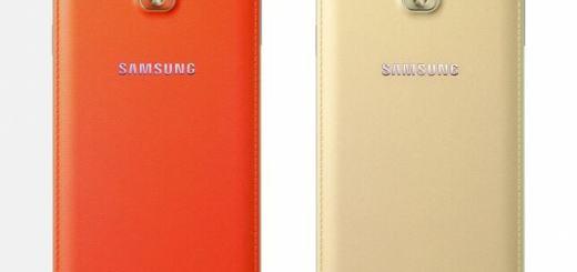 Samsung-Galaxy-Note-3-rood goud mockup