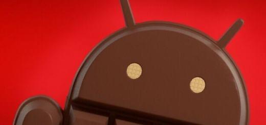 kitkat-android Sony