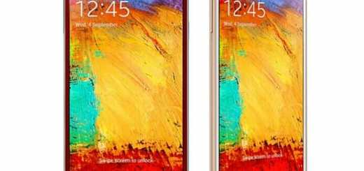 Galaxy Note 3 Rood Roze Goud