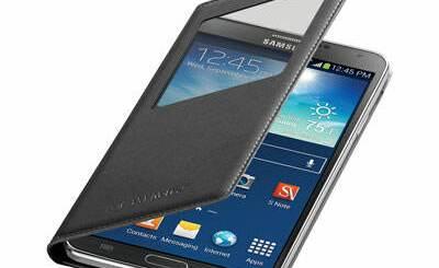 Samsung Galaxy Note 3 Draadloos Opladen