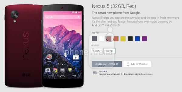 Nexus-5-in-8-kleuren
