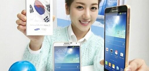 Samsung Galaxy Note 3 roze-goud