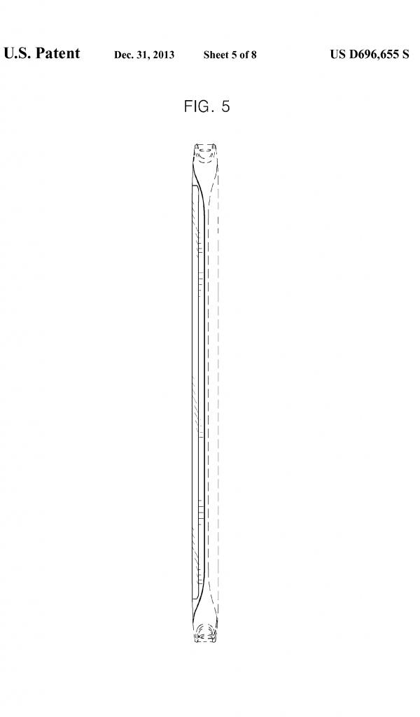 Samsung-Ontwerp-Patent-5