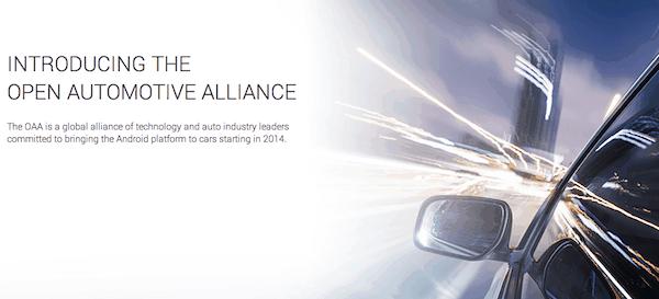android-Open Automotive Alliance
