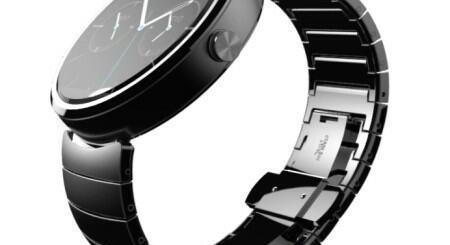 Motorola Moto 360 smartwatch 1