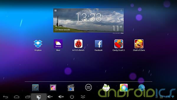 MINIX-Neo-A2-Android-bureaublad