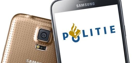 Galaxy-S5-politie
