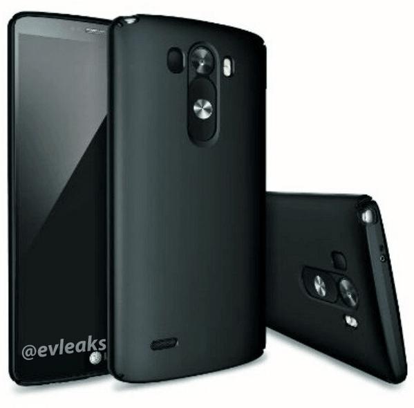 LG-G3 Render