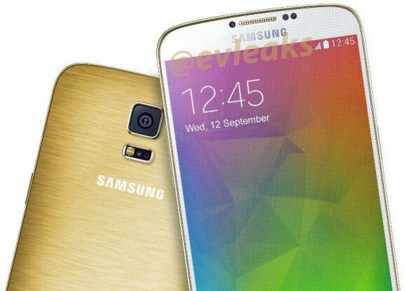 Gouden Galaxy F