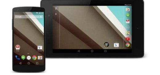 Developer Preview Android L