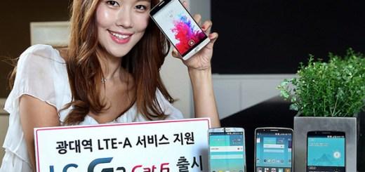 LG G3 Cat 6 LTE-A
