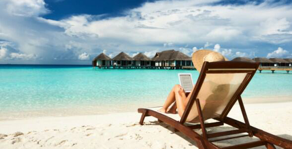 iPad-Vakantie