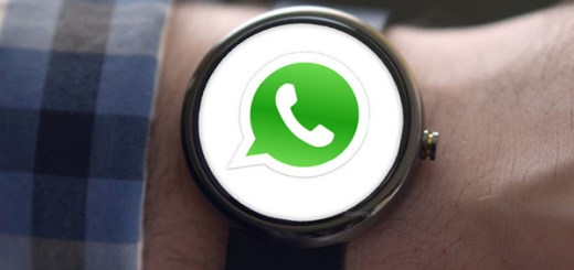 WhatsApp Android Wear