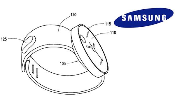 samsung smartwatch rond