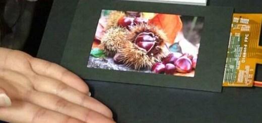 Sharp 4,1 inch IGZO LCD