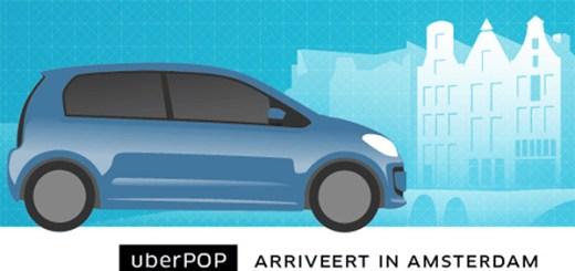UberPop-Amsterdam
