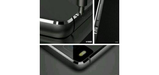 Huawei P8 Render