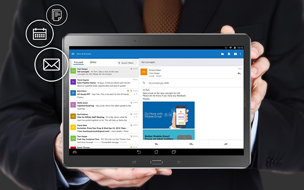 Microsoft Outlook Android
