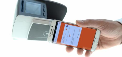 ING contactloos betalen Android smartphone