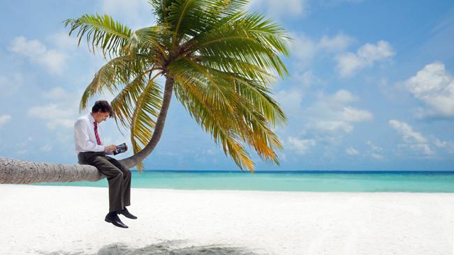 smartphone internet vakantie