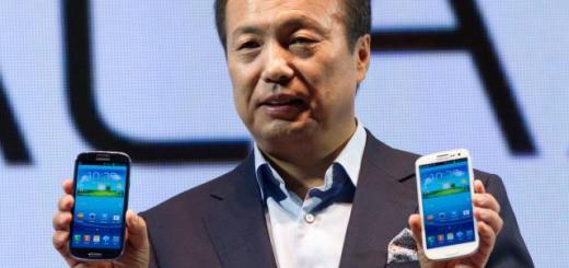 Hoofd mobiele divisie Samsung