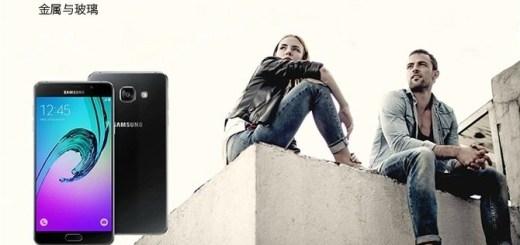 Samsung Galaxy A9 afbeeldingen