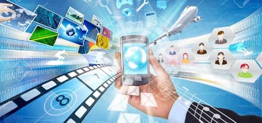 Smartphone-Internet