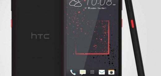 HTC A16 render