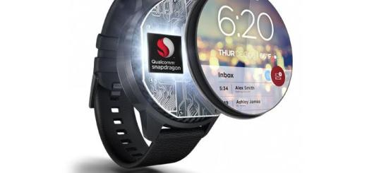 Qualcomm Snapdragon Wear 2100 smartwatch chip