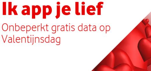 Vodafone Valentijsdag