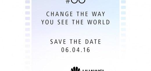Huawei 6 april